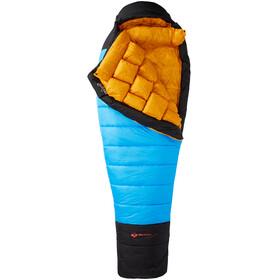 Marmot Warmcube Expedition Saco de Dormir Normal, azul/negro